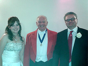 The Merseyside Toastmaster Mike at 30 James Street